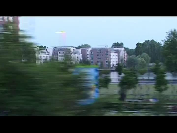 Berlin Karlshorst - Berlin Spandau / hell