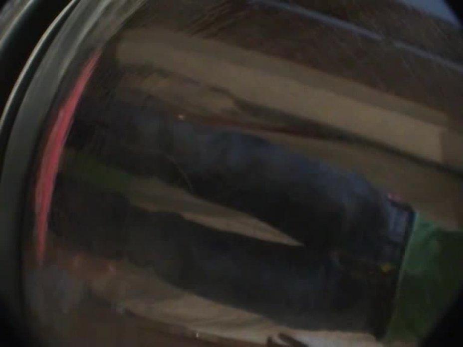 Video einer gewaschenen Kamera