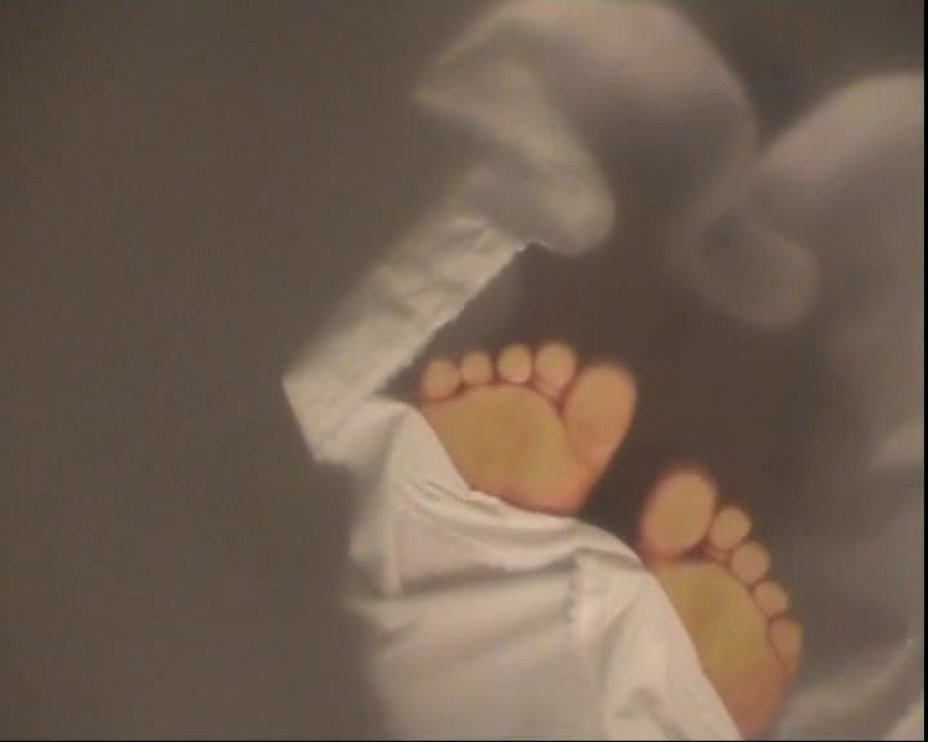 Im Schatten deines Hauses - Füße